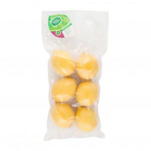 Лимоны мытые свежие